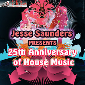 Jesse Saunders – 25th Anniversary of House Music – V/A Compilation
