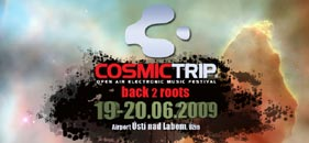 Cosmic Trip Open Air
