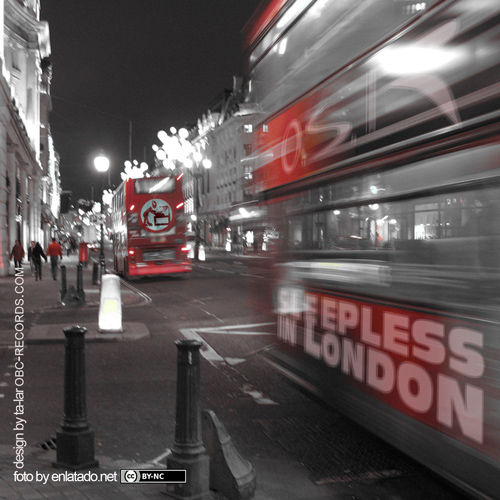 O.S.R «Sleepless in London EP»
