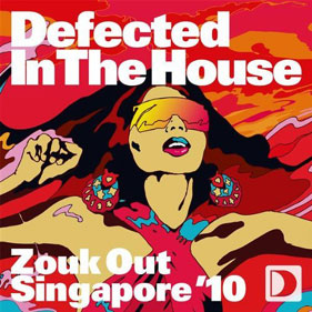 Defected in House – Zouk Out Singapore '10