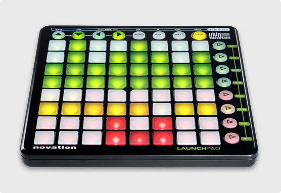 Ableton Novation Launchpad