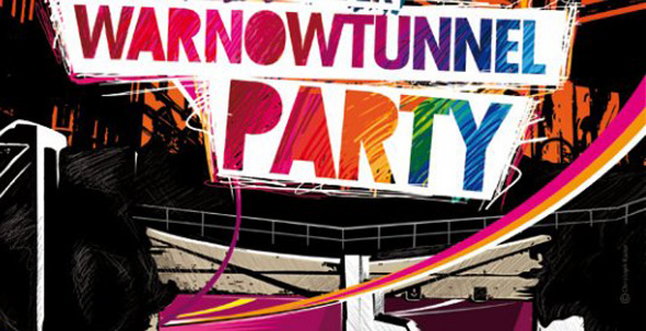 Warnowtunnel-Party in Rostock abgesagt