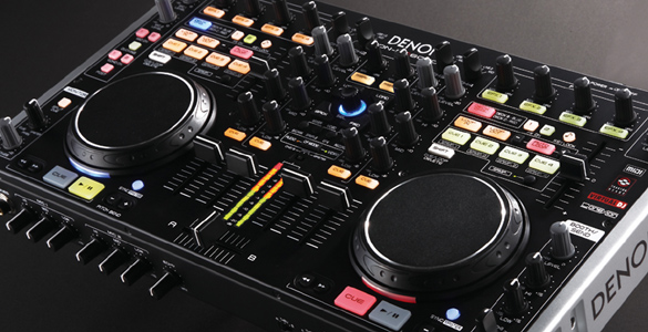 Denon DN MC6000 – All-In-One-Dj-Controller