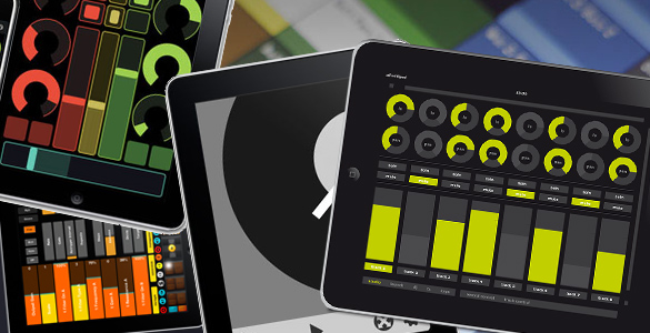 Apples iPad – Der ultimative Midi-Controller?