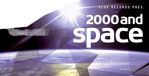 Verlosung: Elektrolux Compilation «2000 and Space»