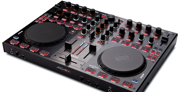 Reloop Jockey 3 ME – All-In-One-DJ-Controller
