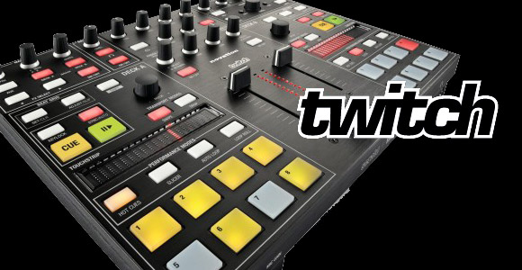 Novation Twitch DJ-Controller