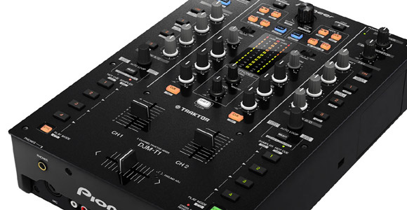 Pioneer DJM T1 &#8211; Digital-DJ-Mixer