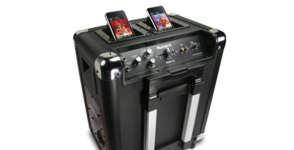 Numark Mobile DJ All-in-One-Box