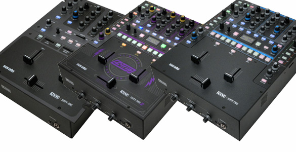 Rane Sixty-One & Sixty-Two – All-In-One-Mixer