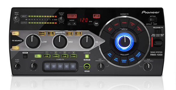Pioneer RMX-1.000 Remixstation