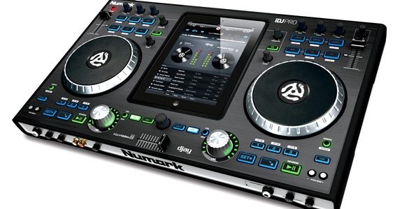 Numark iDJ Pro – All-In-One-Controller fürs iPad