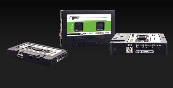 Reloop Tape Instant-Audiorecorder